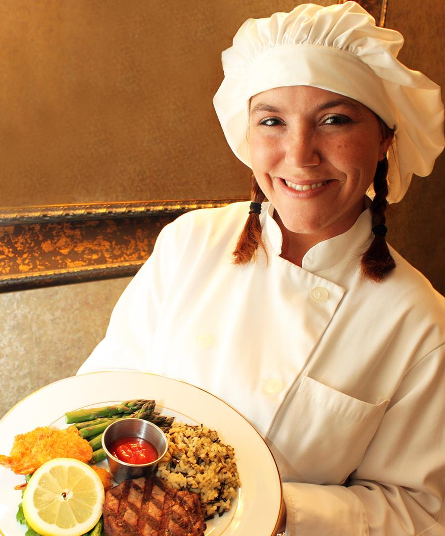 Sarah Barber, Executive Chef